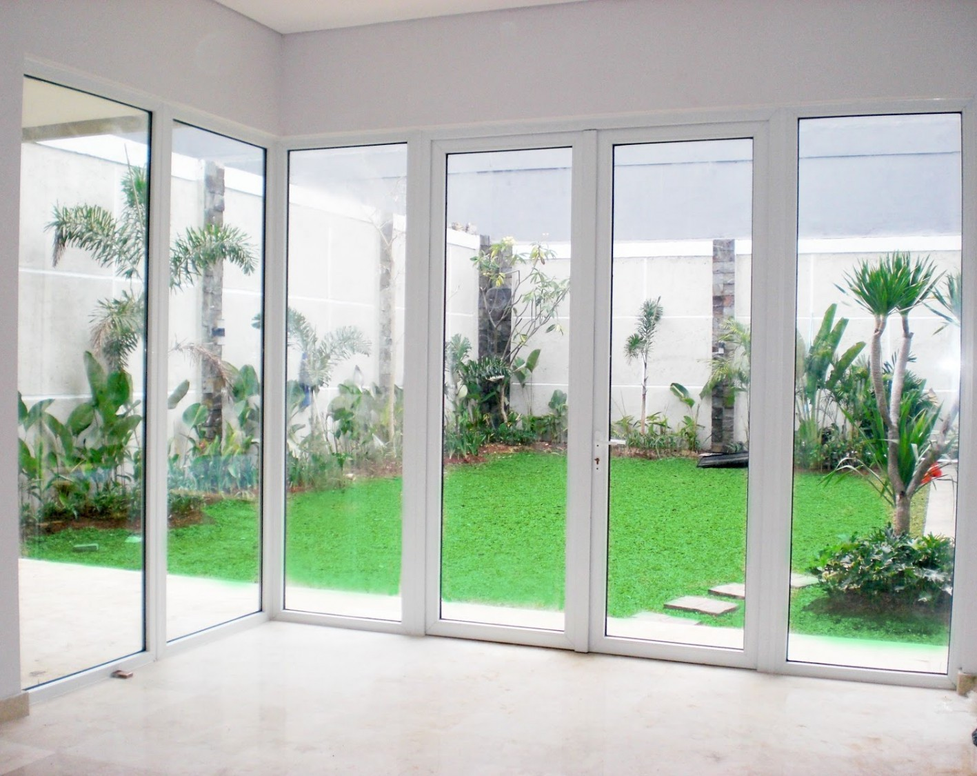 Contoh Kusen Jendela Dan Pintu Minimalis Kusen Upvc Jendela Kaca Pintu Rumah Minimalis Terbaru